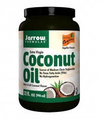 Jarrow Formulas Coconut Oil Extra Virgin / 946 ml