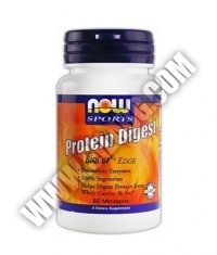 NOW Protein Digest 60 VCaps.