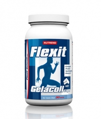 NUTREND Flexit Gelacoll 180 Caps.