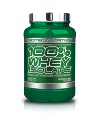 SCITEC 100% Whey Isolate