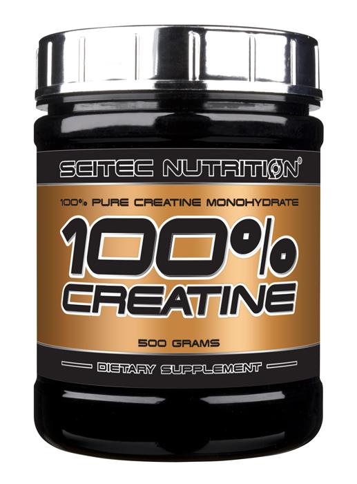 SCITEC Creatine 100% Pure Monohydrate