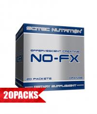 SCITEC NO-FX 20 Packs.