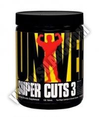 UNIVERSAL Super Cuts 3 / 130 Tabs.