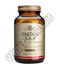 SOLGAR Omega 3-6-9 / 60 Soft.