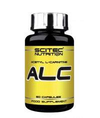 SCITEC ALC – Acetyl L-Carnitine 500 mg. / 60 Caps.