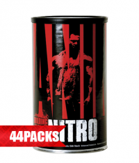 UNIVERSAL ANIMAL Animal Nitro 44 Packs