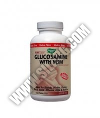 NATURES WAY FlexMax Glucosamine With MSM 160 Tabs.