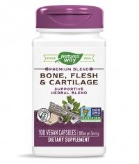 NATURES WAY Bone, Flesh & Cartilage 480mg / 100 Caps.