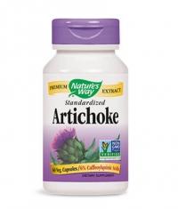 NATURES WAY Artichoke Standardized 60 Caps.