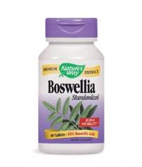 NATURES WAY Boswellia Standardized 60 Tabs.