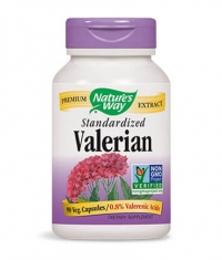 NATURES WAY Valerian Standardized 90 Caps.