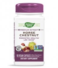NATURES WAY Horse Chestnut Standardized 90 Caps.