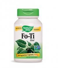 NATURES WAY Fo-Ti Root 100 Caps.