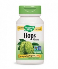 NATURES WAY Hops Flowers 100 Caps.