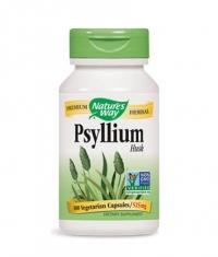 NATURES WAY PSYLLIUM HUSKS 525 mg x 100 v-caps