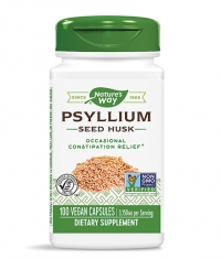 NATURES WAY PSYLLIUM HUSKS 525 mg x 100 v-caps