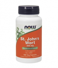 NOW St. John's Wort 300mg. / 100 Caps.