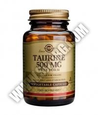 SOLGAR Taurine 500mg. / 50 Caps.