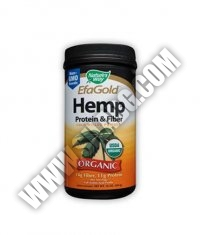 NATURES WAY EfaGold Hemp Protein & Fiber