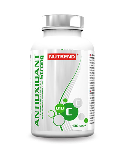 NUTREND Antioxidant Strong / 100 Caps.