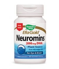NATURES WAY EfaGold Neuromins DHA 30 Caps.