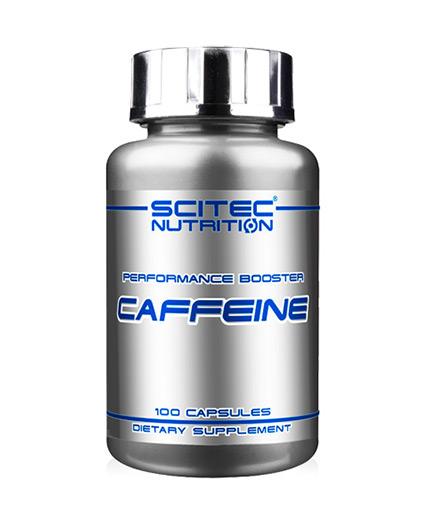 SCITEC Caffeine 100 mg. / 100 Caps.