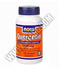 NOW Quercetin 500mg. / 100 Caps.