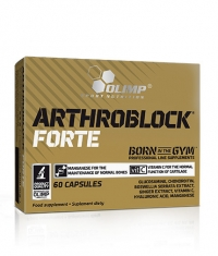 OLIMP Arthroblock Forte 60 Caps.