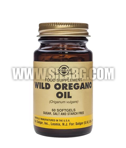 SOLGAR Wild Oregano Oil / 60 Soft.