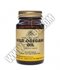 SOLGAR Wild Oregano Oil / 60 Soft.