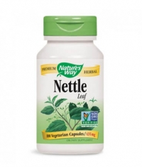 NATURES WAY Nettle Leaf 100 Caps.