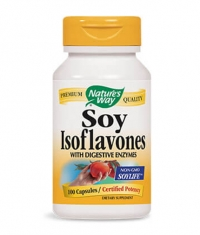NATURES WAY Soy Isoflavones 100 Caps.