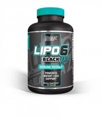 NUTREX Lipo 6 Black Hers 120 Caps.