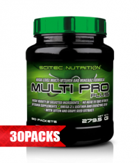 SCITEC Multi Pro Plus / 30 Packs