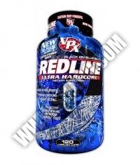 VPX Redline Ultra Hardcore 120 Caps.