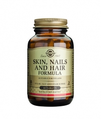 SOLGAR Skin, Nails and Hair Formula 60 Tabs.