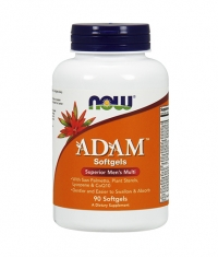 NOW ADAM™ Superior Men's Multiple Vitamin / 90 Soft.