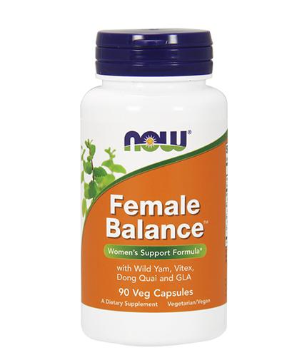 NOW Female Balance 90 Caps.