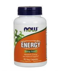 NOW Energy 90 Caps.