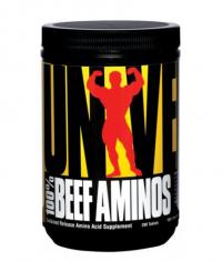 UNIVERSAL 100% Beef Aminos 200 Tabs.