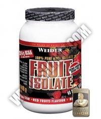 WEIDER Fruit Isolate 908g.