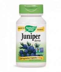 NATURES WAY Juniper Berries 100 Caps.