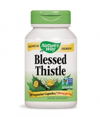 NATURES WAY Blessed Thistle Herb 100 Caps.