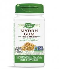 NATURES WAY Myrrh Gum 100 Caps.
