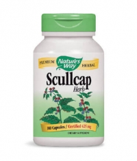 NATURES WAY Scullcap Herb 100 Caps.
