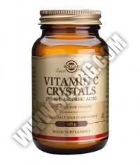 SOLGAR Vitamin C Crystals 125g.