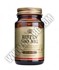 SOLGAR Rutin 500 mg. / 50 Tabs.
