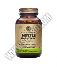 SOLGAR Nettle Leaf Extract, S.F.P. 60 Caps.