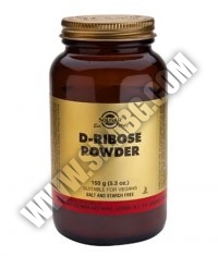 SOLGAR D-Ribose Powder 150 gr.