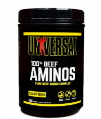 UNIVERSAL 100% Beef Aminos 400 Tabs.